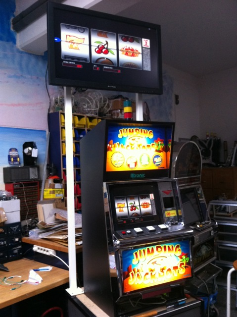 Building Your Own Slot Machine