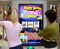 Trade Show Booth Game Ideas : Trade show game ideas for your booth branded slots by allj software